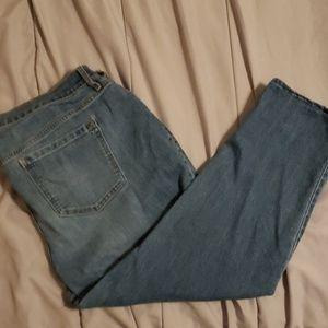 Old Navy Capri Jeans